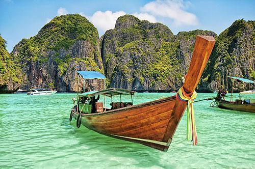 【泰国游】泰国旅游普吉墅说PP岛双飞6天5晚游 最高性价比泰国之旅 一晚泳池别墅酒店 一晚PP岛特色酒店