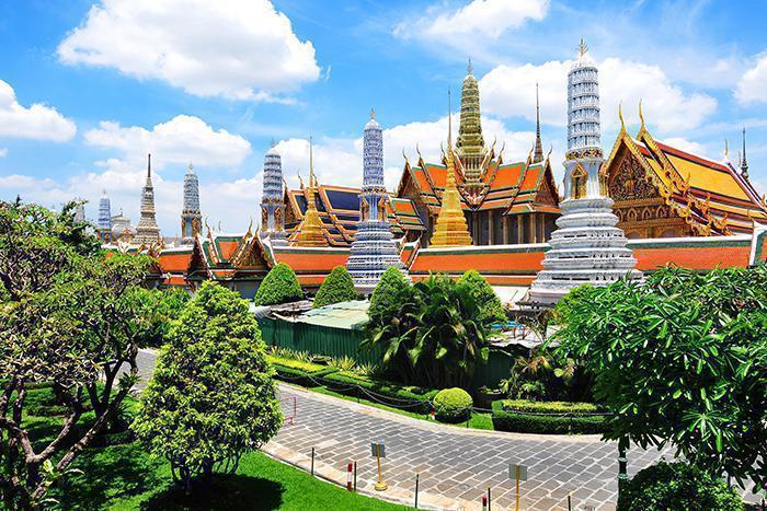 【泰国游】泰国曼谷—芭提雅双城印象暹罗6天5晚品质游 泰国旅游性价比之王 国际五星酒店 海鲜大餐