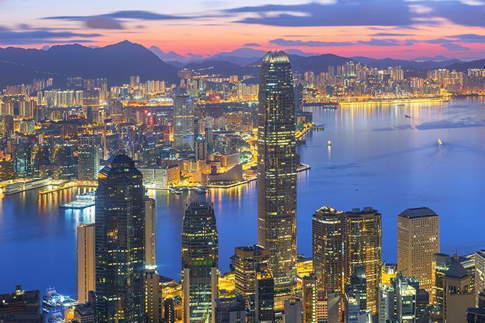 港澳五日游—港珠澳大桥—港澳纯玩,港澳旅游,香港海洋公园,澳门大三巴牌坊