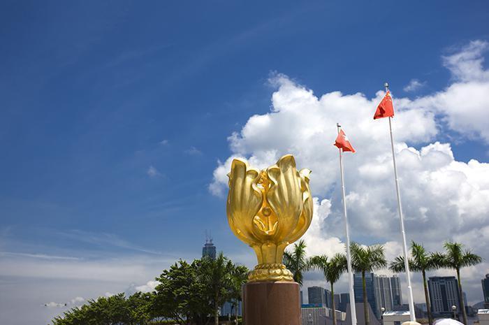 港澳五日游 港澳纯玩 港澳旅游 香港海洋公园 澳门大三巴牌坊