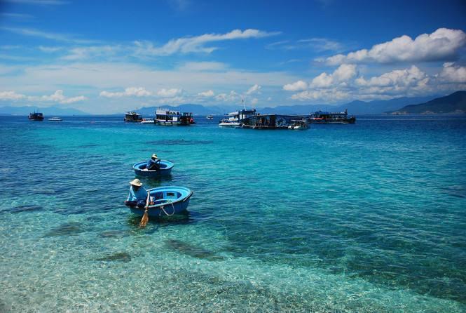 【越南芽庄游】易爱芽庄5天4晚游 全程0自费 给你一个值得期待的假期 3小时直达的28℃异国海滨