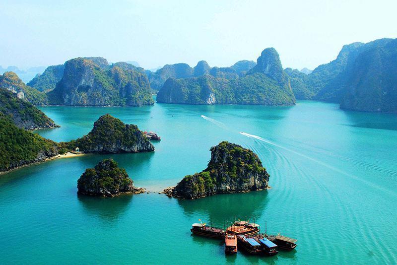 【越南游】越南蜜越记超值6天5晚游 一价全含 含签证小费 全程0自费