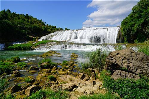 【黄果树瀑布纯玩1日游】黄果树大瀑布、天星桥、陡坡塘瀑布高品质纯玩一日游 含电瓶车