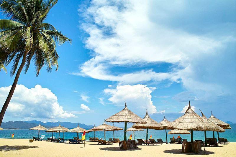 【越南芽庄游】芽庄5天4晚游 全程0自费 给你一个值得期待的假期 3小时直达的28℃异国海滨