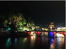 美丽贵州7日游 行行摄色