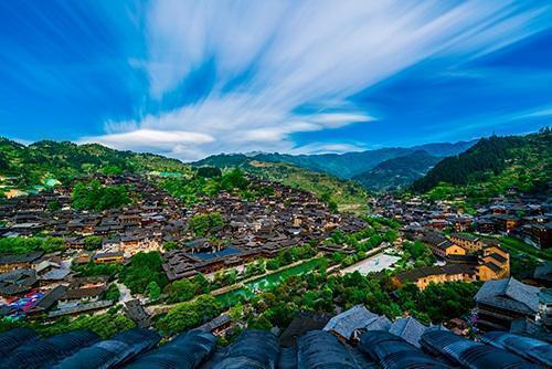 贵州经典5日游|黄果树大瀑布|荔波大小七孔|西江千户苗寨|青岩古镇|下司古镇